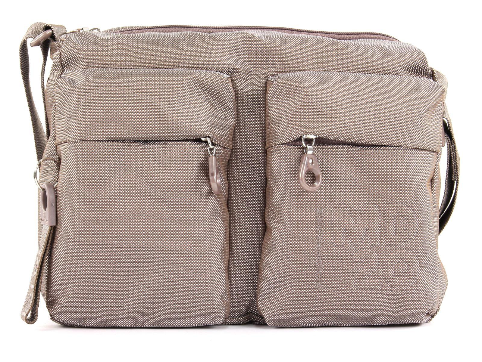f2cb9b859 MANDARINA DUCK Cross Body Bag MD20 Crossover Zip M