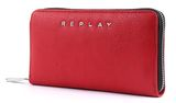 REPLAY Gusset Wallet Blood Red online kaufen bei modeherz