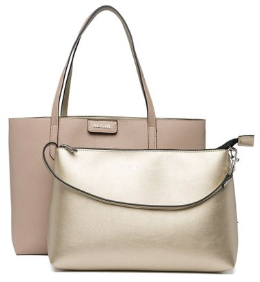 REPLAY Shopper Taupe