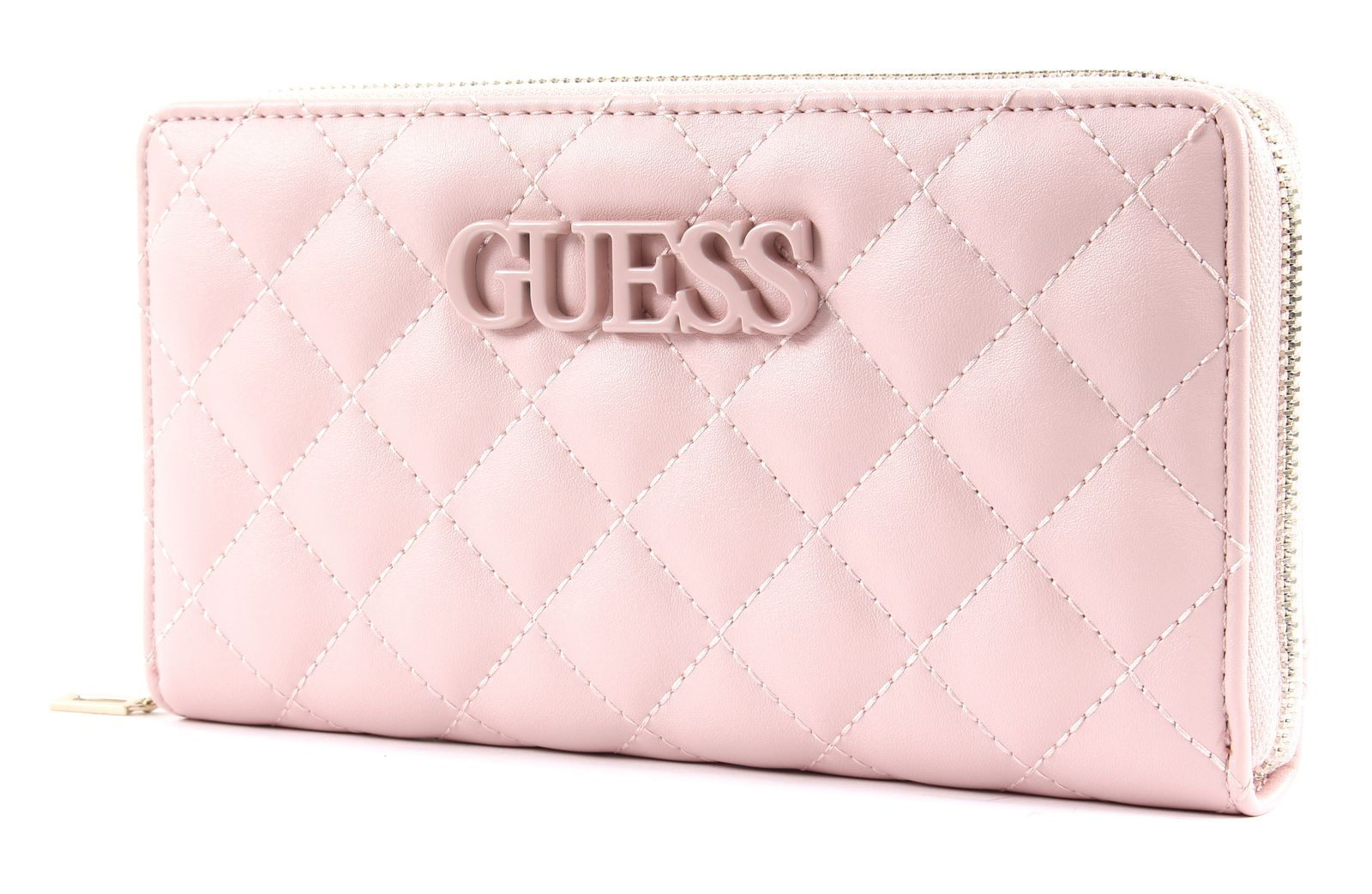 free shipping 238e7 c5240 GUESS Elliana SLG Cheque Organizer Blush