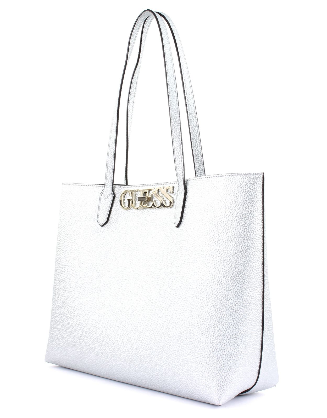 5da756a2 ... To CloseGUESS Uptown Chic Barcelona Tote Silver / 88,00 €*Tap To  CloseOnly possible if you pay by Paypal, Amazon Payments, Credit Card, Cash  on Delivery ...