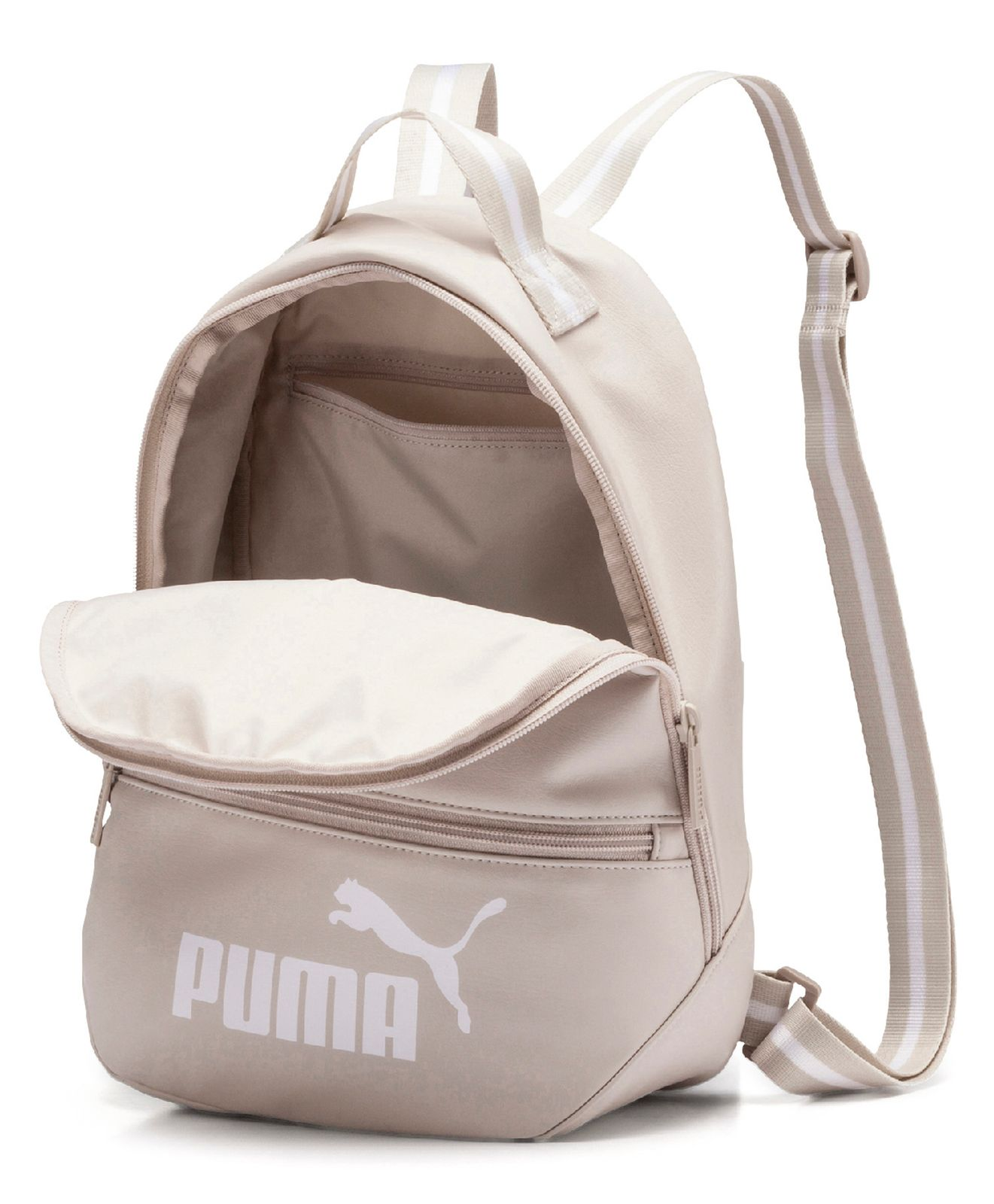 952992ac2 PUMA WMN Core Up Archive Backpack Silver Grey