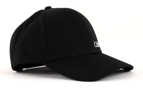 Calvin Klein Side Logo Cap Black