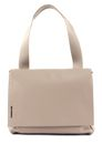 MANDARINA DUCK Mellow Leather Crossover Bag L Simply Taupe online kaufen bei modeherz