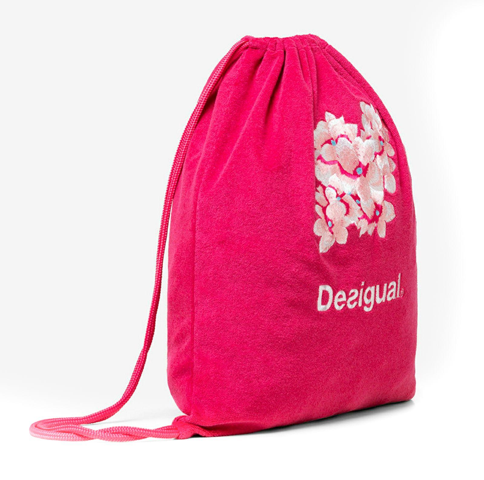 ... ÜberweisungTap To CloseDesigual Hindi Dancer Gym Sack Poppy CoralTap To  CloseNur möglich bei sofortigem Zahlungseingang mit Paypal 24261eb737ea4