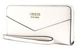 GUESS Colette SLG Large Zip Around White buy online at modeherz