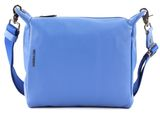 MANDARINA DUCK Mellow Leather Crossover Bag M Colony Blue online kaufen bei modeherz