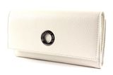 MANDARINA DUCK Mellow Leather Wallet with Flap L Lily White online kaufen bei modeherz