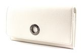 MANDARINA DUCK Mellow Leather L Purse Lily White buy online at modeherz