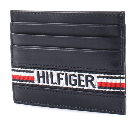 TOMMY HILFIGER Hilfiger Tape CC Holder Tommy Navy