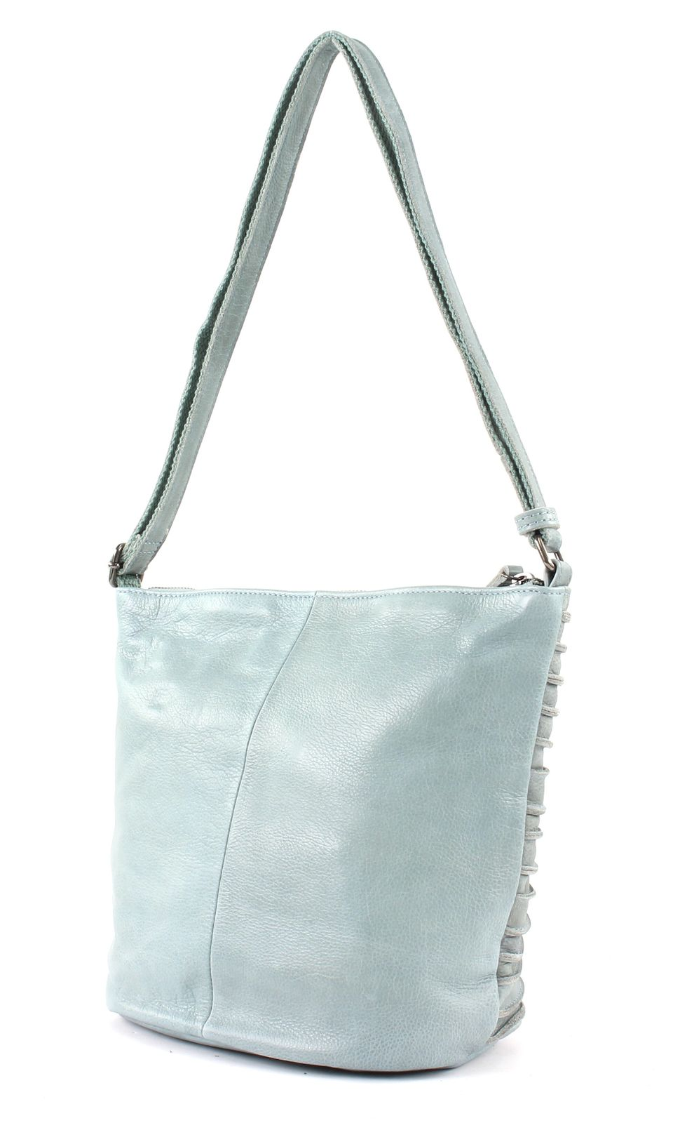 8b705dd54f22e FREDsBRUDER Bestseller Riffelinchen Umhängetasche Tasche Light Blue ...