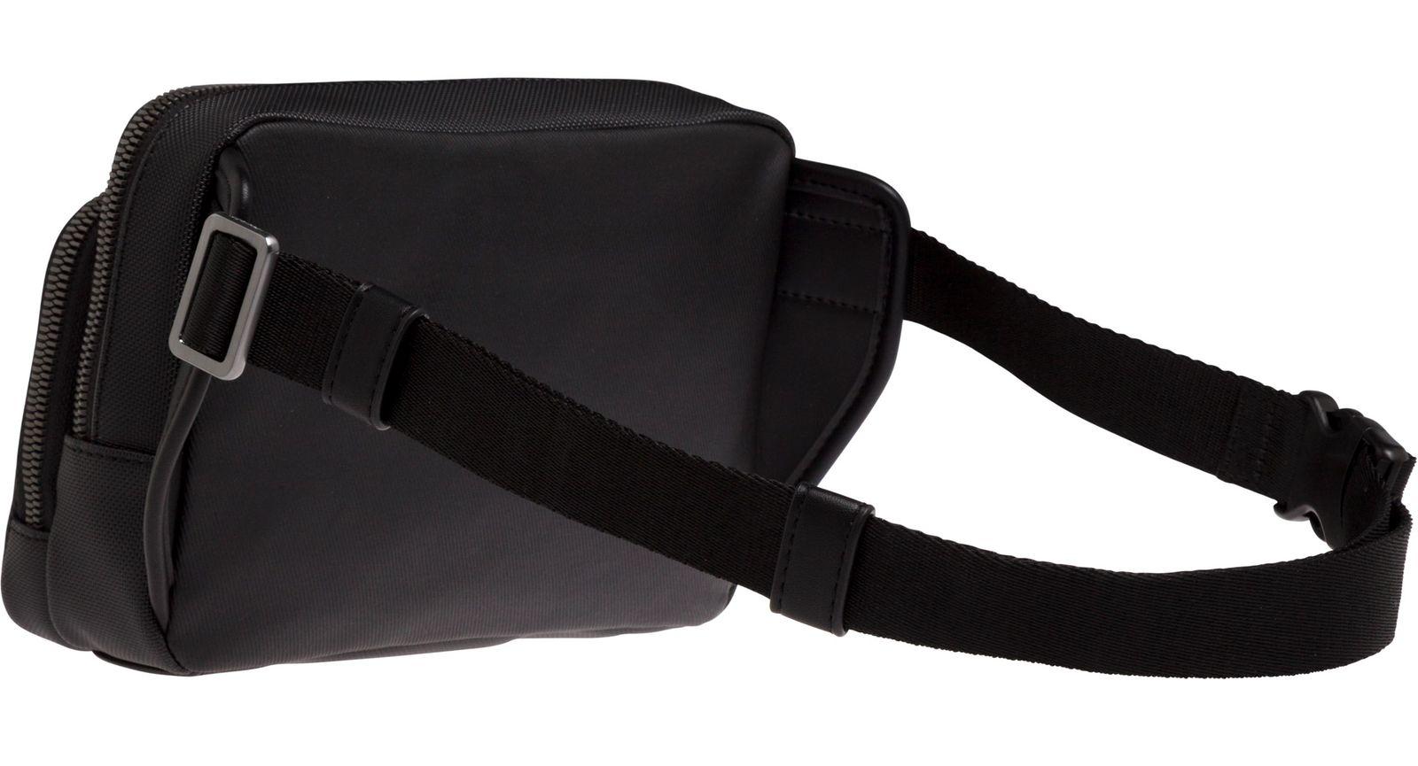 C Calvin Mix Black 2 Elevated Bag Waist Klein q54j3ARL