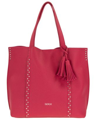 SOCCX Sally Shopper Pink