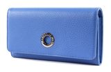 MANDARINA DUCK Mellow Leather L Purse Colony Blue buy online at modeherz
