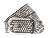 b.belt Zoe Studded Belt W95 Taupe buy online at modeherz