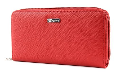 Tamaris Maxima Big Zip Around Wallet Chili