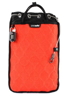 pacsafe Travelsafe 5L GII Portable Safe Orange