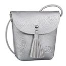 TOM TAILOR Ida Flapbag Silver buy online at modeherz