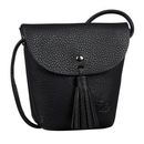 TOM TAILOR Ida Flapbag Black buy online at modeherz
