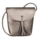 TOM TAILOR Ida Flapbag Altsilber buy online at modeherz