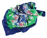 ESPRIT Flower Twist Scarf Dark Blue buy online at modeherz