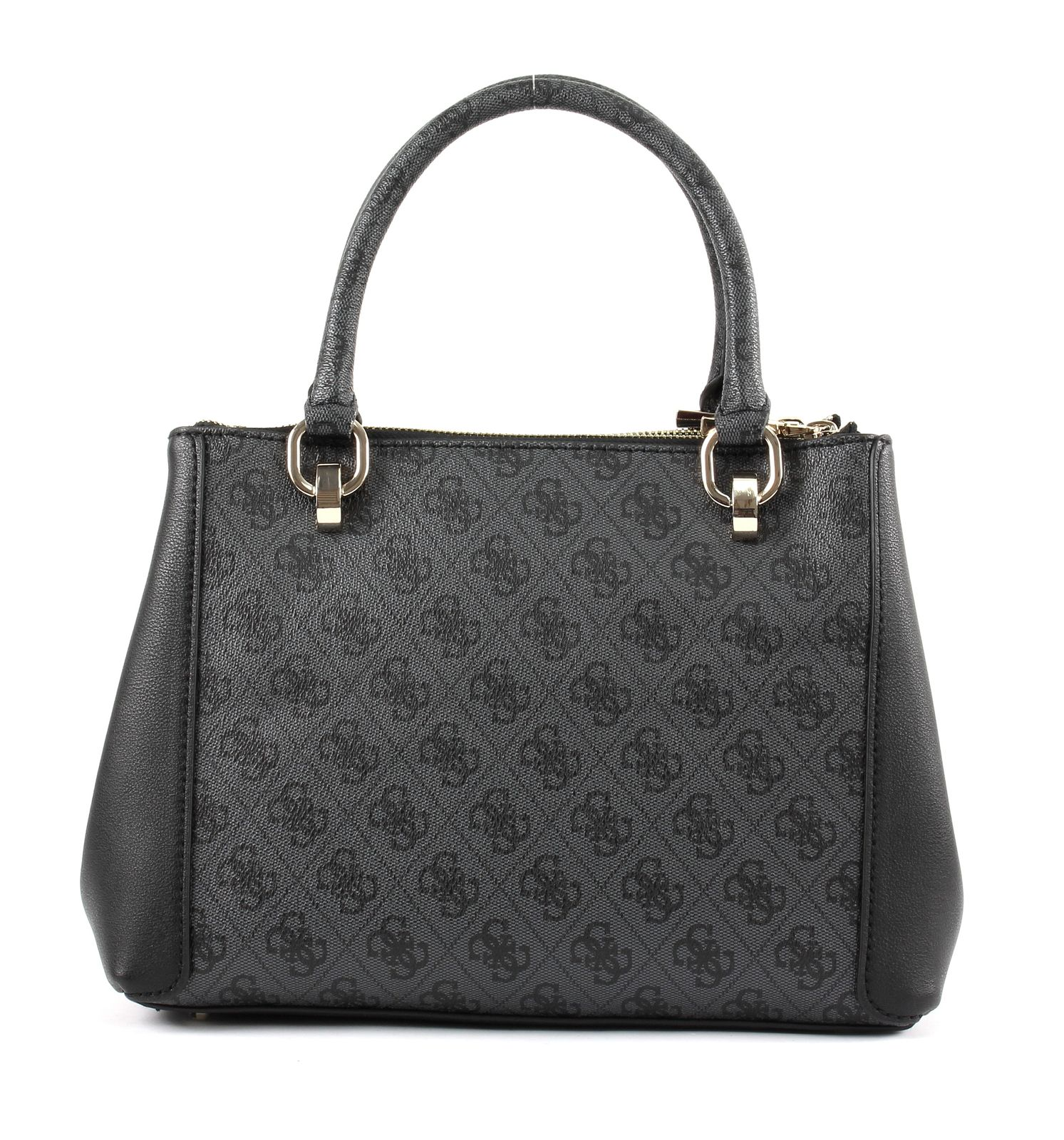 GUESS Bluebelle Status Satchel Coal