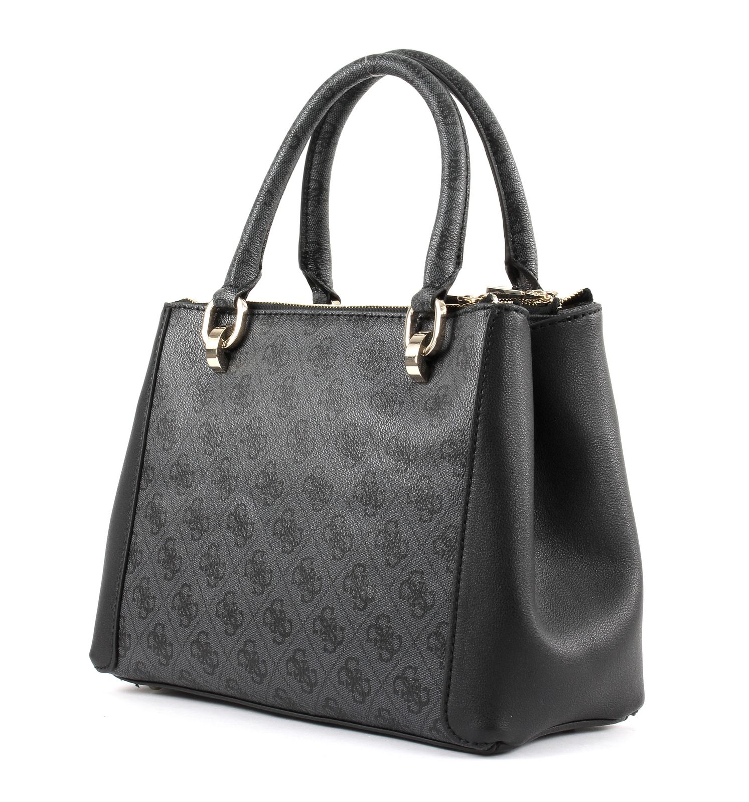 38125272f855e ... To CloseGUESS Bluebelle Status Satchel Coal   145