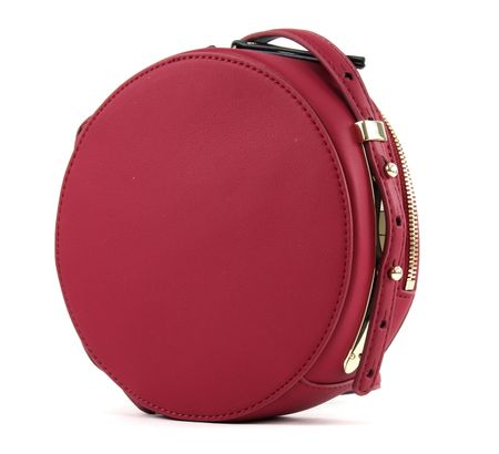 f65b7ed69ee1f TOMMY HILFIGER Round Crossover Beet Red