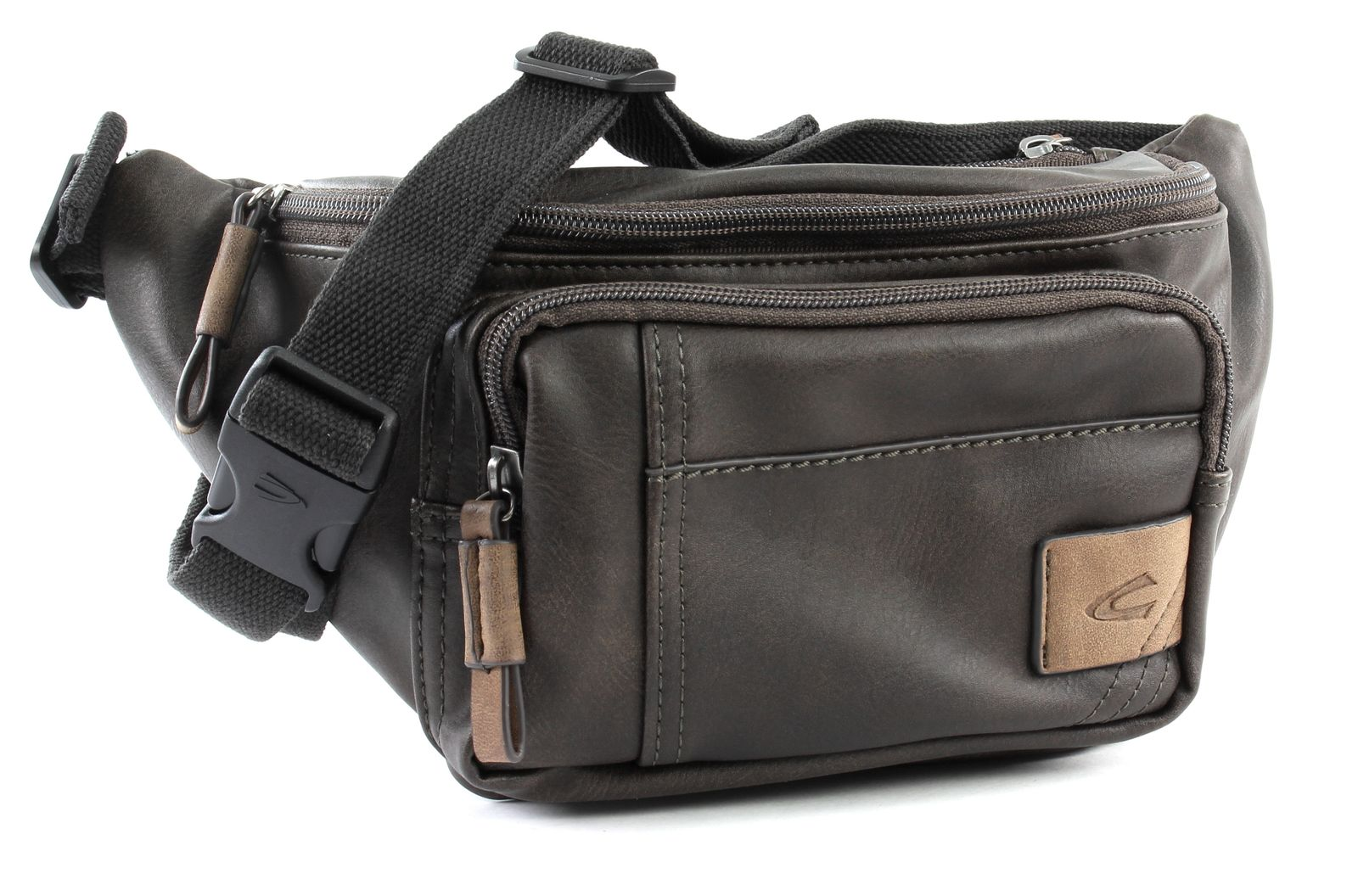 camel active Laos Belt Bag Black