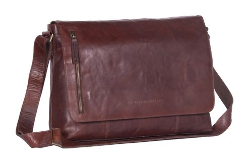 The Chesterfield Brand Maha Messengerbag Brown