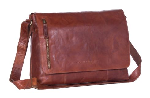 The Chesterfield Brand Maha Messengerbag Cognac