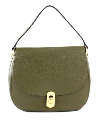 COCCINELLE Zaniah Shoulderbag M Evergreen