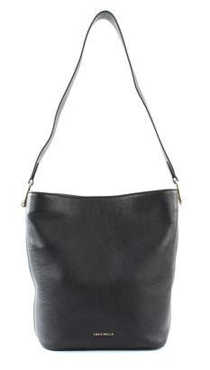 COCCINELLE Frenchy Crossbody Bag Noir