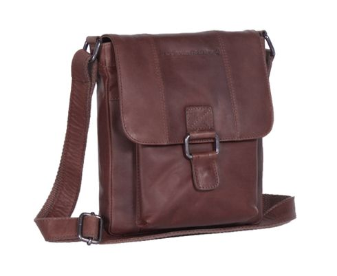 The Chesterfield Brand Harper Shoulderbag Brown