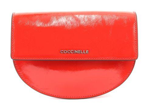 COCCINELLE Mini Bag Belt Bag Polish Red