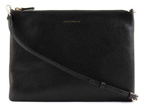 COCCINELLE Mini Bag Small Clutch Noir