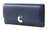 COCCINELLE Craquante Flap Wallet Ink online kaufen bei modeherz