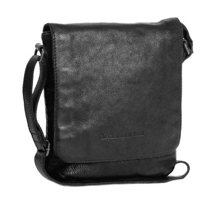 The Chesterfield Brand Calais Flapoverbag Anthracite