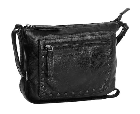 The Chesterfield Brand Cali Shoulderbag Anthracite