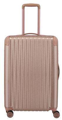 TITAN Barbara Glint 4W Trolley Expandable M Rose Metallic