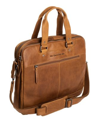 The Chesterfield Brand Jovi Shoulderbag Cognac