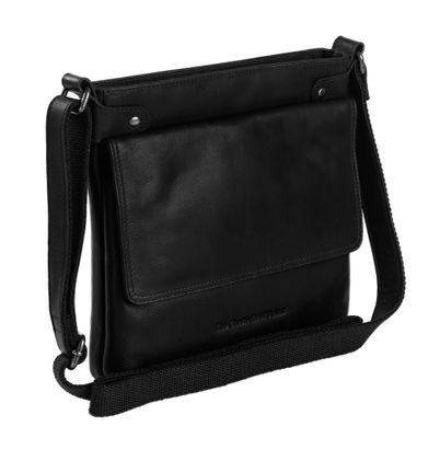 The Chesterfield Brand Brussels Shoulderbag Black