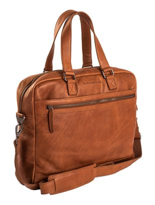The Chesterfield Brand Blackburn Schoolbag Cognac