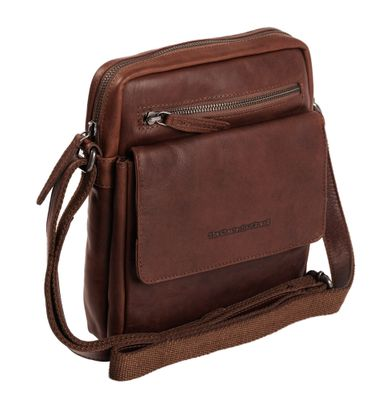 The Chesterfield Brand Blair Reporterbag Brown