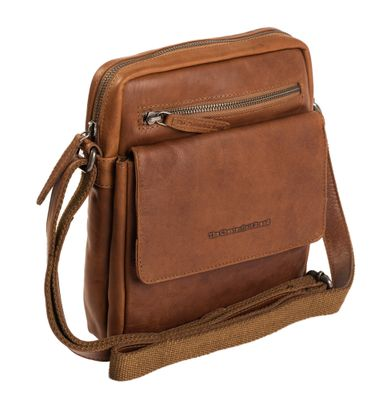 The Chesterfield Brand Blair Reporterbag Cognac