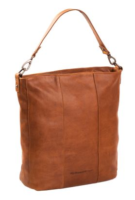 The Chesterfield Brand Bruges Shoulderbag Cognac