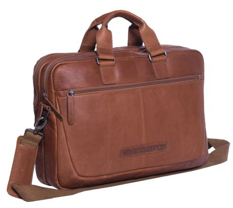 The Chesterfield Brand Seth Businessbag Cognac