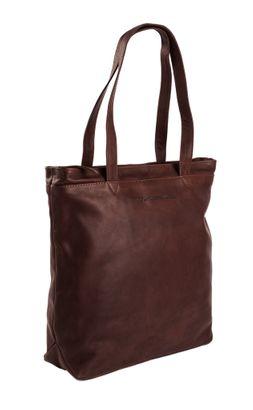 The Chesterfield Brand Bonn Shopper L Brown