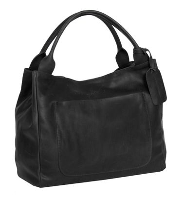 The Chesterfield Brand Cardiff Shoulderbag Black