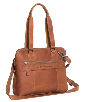 The Chesterfield Brand Cara Officebag M Cognac